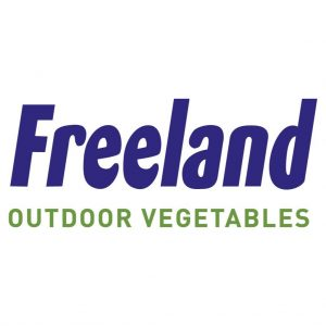 Freeland Outdoor Vegetables