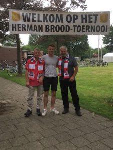 Welkom op het Herman Brood jeugdtoernooi