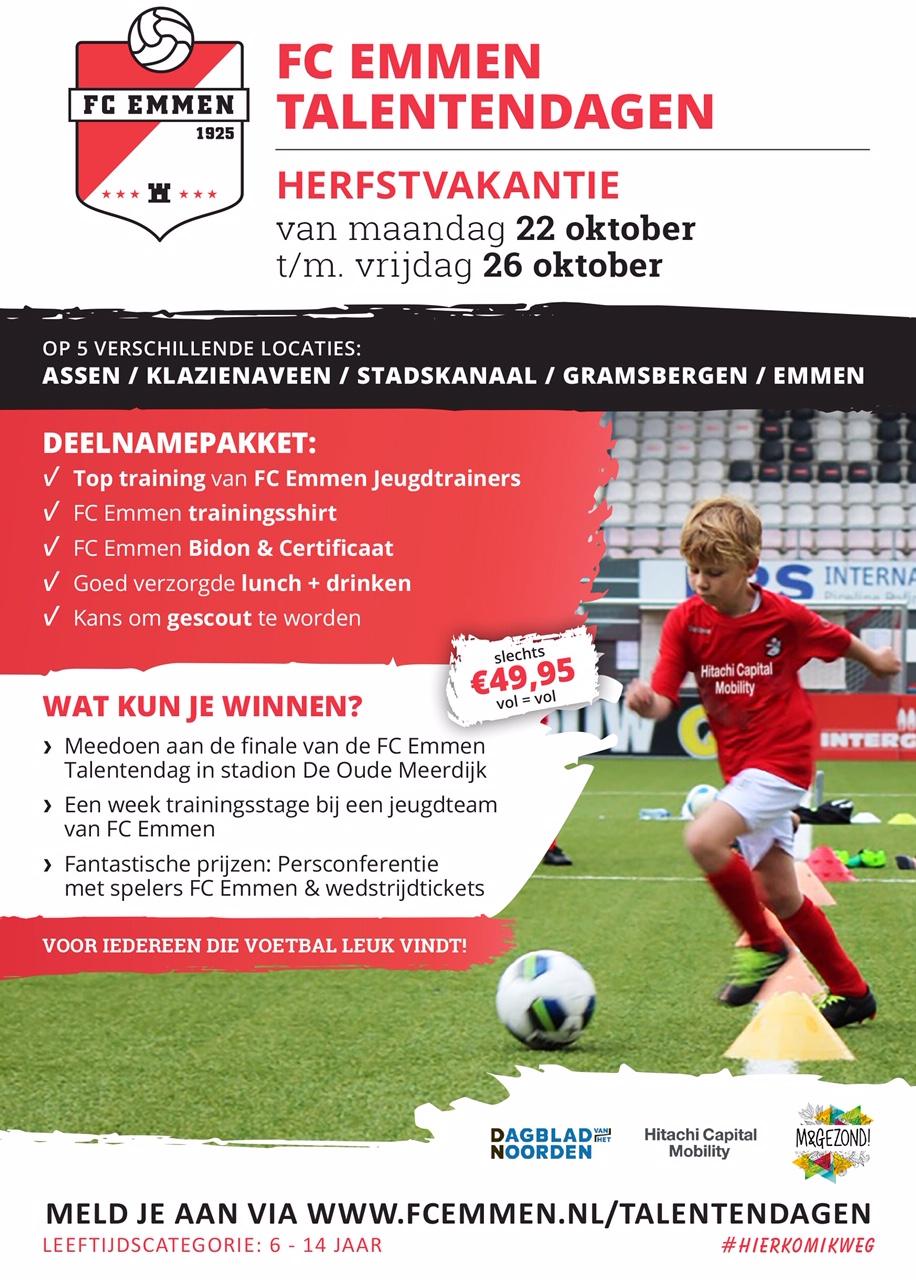 FC Emmen talentendagen